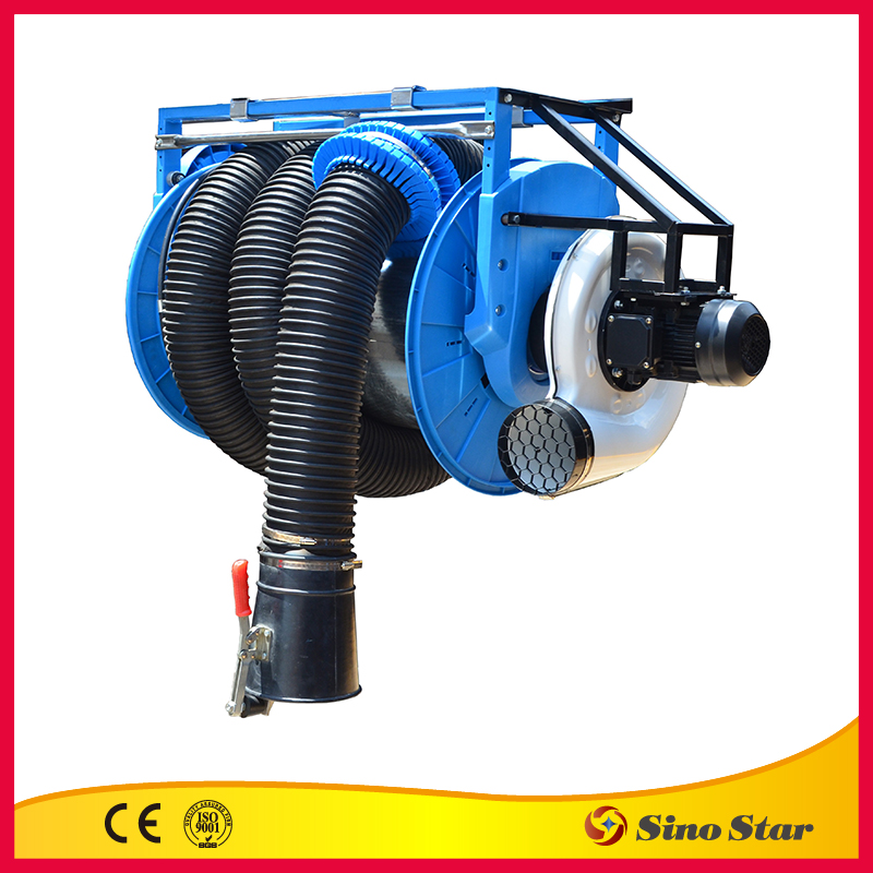 product wire enlarge hose reinforced garage image exhaust ventilation